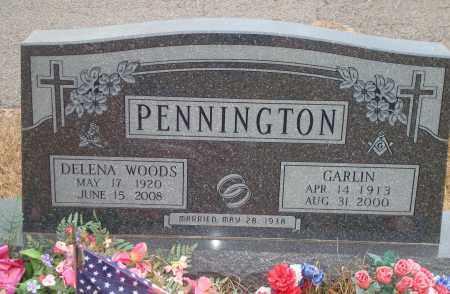 PENNINGTON, DELENA - Yell County, Arkansas   DELENA PENNINGTON - Arkansas Gravestone Photos