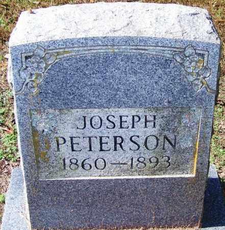 PETERSON, JOSEPH - Yell County, Arkansas   JOSEPH PETERSON - Arkansas Gravestone Photos
