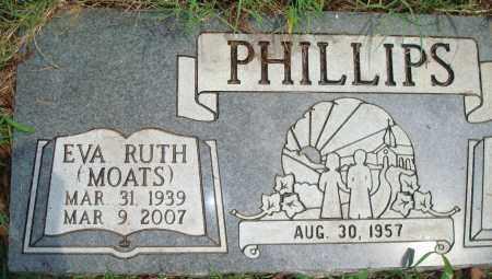 MOATS PHILLIPS, EVA RUTH - Yell County, Arkansas | EVA RUTH MOATS PHILLIPS - Arkansas Gravestone Photos
