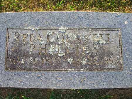 PHILLIPS, REBA - Yell County, Arkansas | REBA PHILLIPS - Arkansas Gravestone Photos