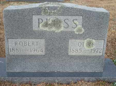 PLOSS, OLIVE - Yell County, Arkansas | OLIVE PLOSS - Arkansas Gravestone Photos