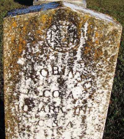 ROBINSON (VETERAN CSA), L - Yell County, Arkansas | L ROBINSON (VETERAN CSA) - Arkansas Gravestone Photos