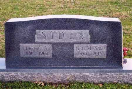 HERRING SIDES, PEARLIE A - Yell County, Arkansas | PEARLIE A HERRING SIDES - Arkansas Gravestone Photos