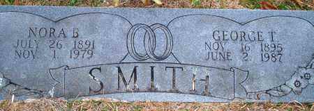 SMITH, GEORGE T. - Yell County, Arkansas | GEORGE T. SMITH - Arkansas Gravestone Photos