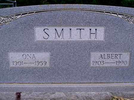 SMITH, ONA - Yell County, Arkansas | ONA SMITH - Arkansas Gravestone Photos