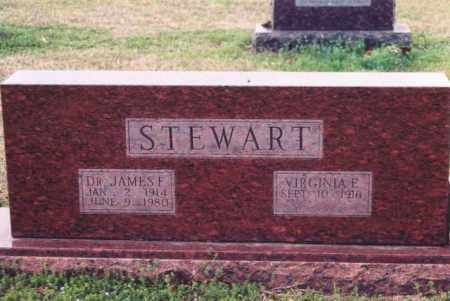 STEWART, DR, JAMES F - Yell County, Arkansas | JAMES F STEWART, DR - Arkansas Gravestone Photos