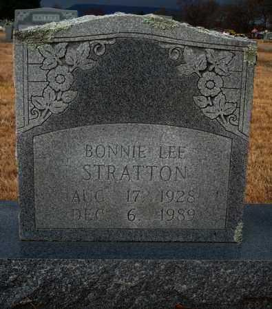 STRATTON, BONNIE LEE - Yell County, Arkansas | BONNIE LEE STRATTON - Arkansas Gravestone Photos