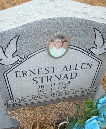STRNAD, ERNEST - Yell County, Arkansas | ERNEST STRNAD - Arkansas Gravestone Photos