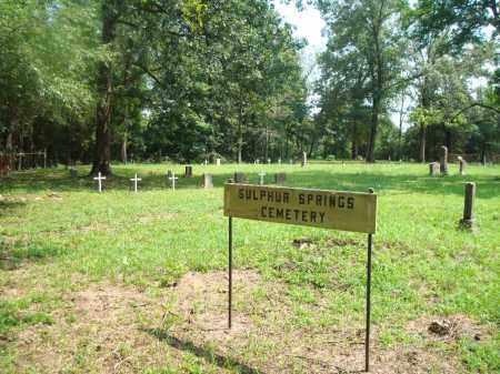*SULPHUR SPRINGS CEMETERY,  - Yell County, Arkansas |  *SULPHUR SPRINGS CEMETERY - Arkansas Gravestone Photos