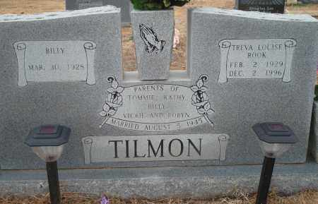 ROOK TILMON, TREVA LOUISE - Yell County, Arkansas | TREVA LOUISE ROOK TILMON - Arkansas Gravestone Photos