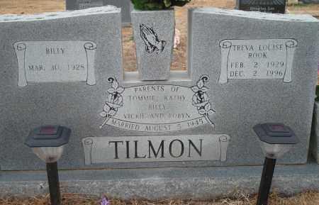 TILMON, TREVA LOUISE - Yell County, Arkansas | TREVA LOUISE TILMON - Arkansas Gravestone Photos