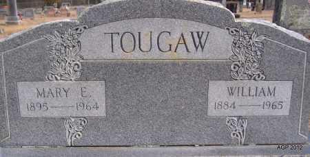 TOUGAW, MARY - Yell County, Arkansas | MARY TOUGAW - Arkansas Gravestone Photos