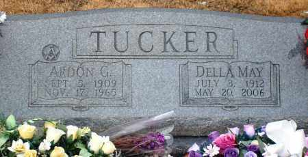 TUCKER, ARDON G - Yell County, Arkansas | ARDON G TUCKER - Arkansas Gravestone Photos