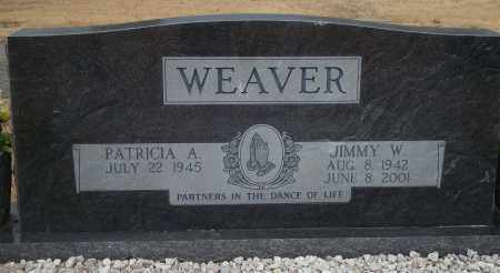 WEAVER, JIMMY W. - Yell County, Arkansas   JIMMY W. WEAVER - Arkansas Gravestone Photos