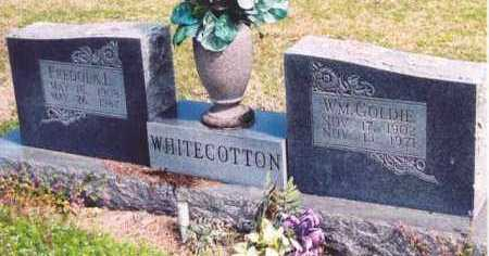 WHITECOTTON, FREDOLA - Yell County, Arkansas | FREDOLA WHITECOTTON - Arkansas Gravestone Photos
