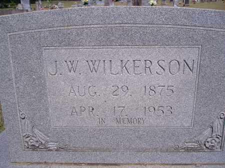 WILKERSON, JOHN WOODROW - Yell County, Arkansas | JOHN WOODROW WILKERSON - Arkansas Gravestone Photos