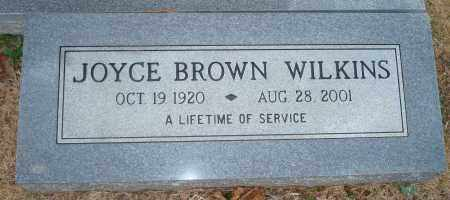 WILKINS, JOYCE - Yell County, Arkansas | JOYCE WILKINS - Arkansas Gravestone Photos
