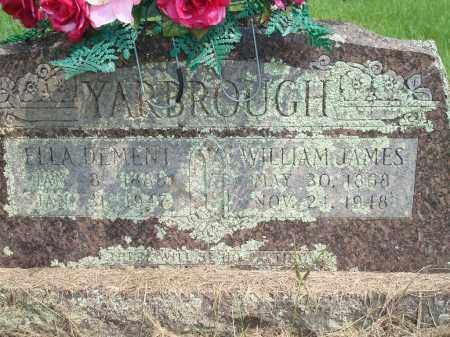 YARBROUGH, WILLIAM JAMES - Yell County, Arkansas   WILLIAM JAMES YARBROUGH - Arkansas Gravestone Photos