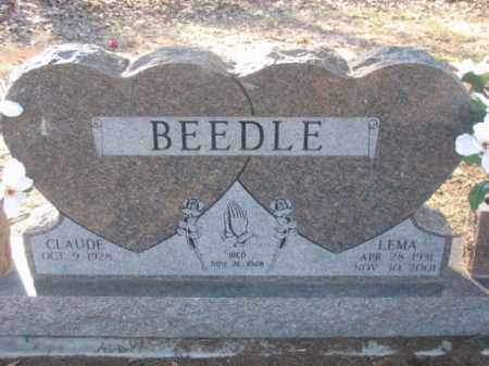 BEEDLE, LEMA - Arkansas County, Arkansas | LEMA BEEDLE - Arkansas Gravestone Photos