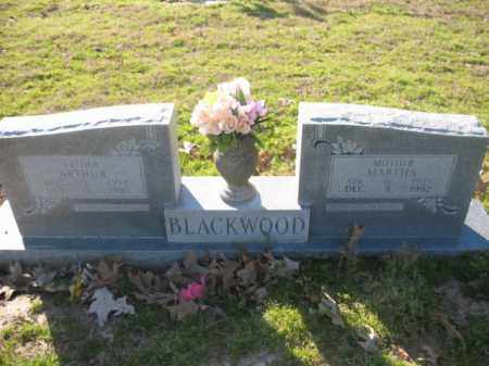 BLACKWOOD, MARTHA - Arkansas County, Arkansas | MARTHA BLACKWOOD - Arkansas Gravestone Photos