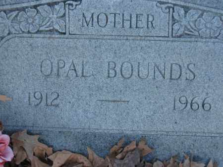 BOUNDS, OPAL - Arkansas County, Arkansas | OPAL BOUNDS - Arkansas Gravestone Photos