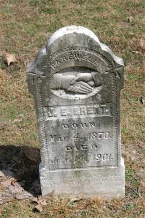 BRENT, JAMES E. - Arkansas County, Arkansas   JAMES E. BRENT - Arkansas Gravestone Photos