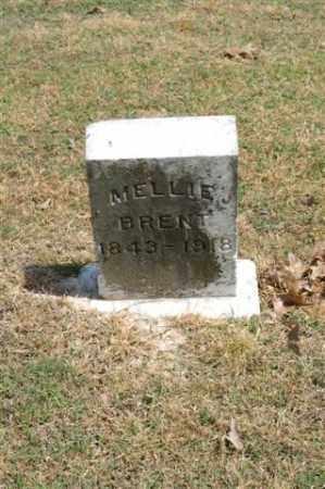 BRENT, MELLIE - Arkansas County, Arkansas | MELLIE BRENT - Arkansas Gravestone Photos