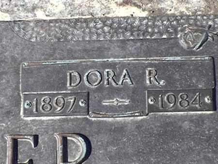 COVER  2, DORA R. - Arkansas County, Arkansas | DORA R. COVER  2 - Arkansas Gravestone Photos