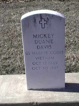 DAVIS (VETERAN VIET), MICKEY DUANE - Arkansas County, Arkansas | MICKEY DUANE DAVIS (VETERAN VIET) - Arkansas Gravestone Photos