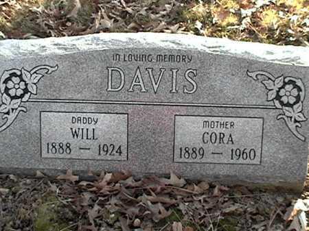 DAVIS, CORA HARRIETT - Arkansas County, Arkansas | CORA HARRIETT DAVIS - Arkansas Gravestone Photos