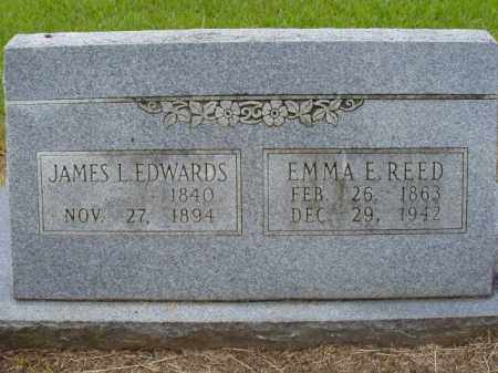 KIBEL EDWARDS, ELIZABETH EMMA - Arkansas County, Arkansas | ELIZABETH EMMA KIBEL EDWARDS - Arkansas Gravestone Photos