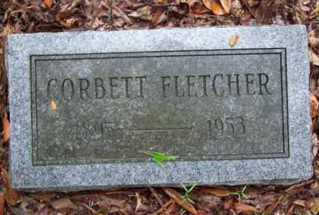 FLETCHER, CORBETT - Arkansas County, Arkansas | CORBETT FLETCHER - Arkansas Gravestone Photos