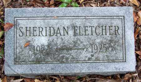 FLETCHER, SHERIDAN - Arkansas County, Arkansas | SHERIDAN FLETCHER - Arkansas Gravestone Photos
