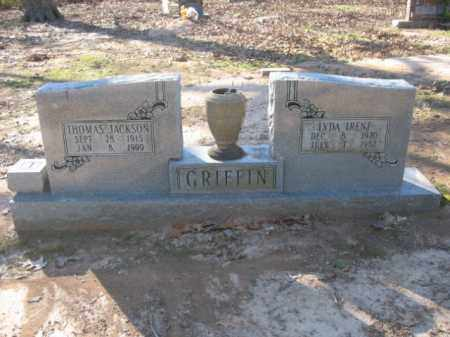GRIFFIN, THOMAS JACKSON - Arkansas County, Arkansas | THOMAS JACKSON GRIFFIN - Arkansas Gravestone Photos