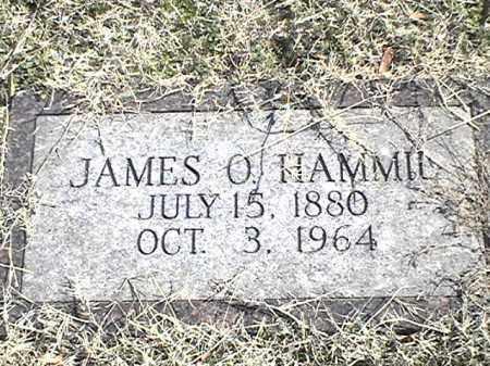 HAMMIL, JAMES O - Arkansas County, Arkansas   JAMES O HAMMIL - Arkansas Gravestone Photos