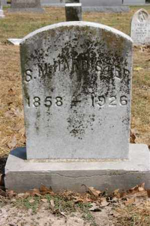 HARDISTER, S M - Arkansas County, Arkansas   S M HARDISTER - Arkansas Gravestone Photos