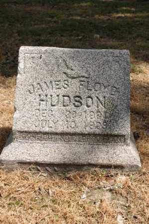 HUDSON, JAMES FLOYD - Arkansas County, Arkansas   JAMES FLOYD HUDSON - Arkansas Gravestone Photos