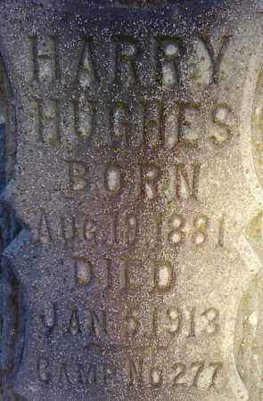 HUGHES, HARRY - Arkansas County, Arkansas | HARRY HUGHES - Arkansas Gravestone Photos