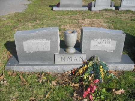 INMAN, ORA - Arkansas County, Arkansas | ORA INMAN - Arkansas Gravestone Photos