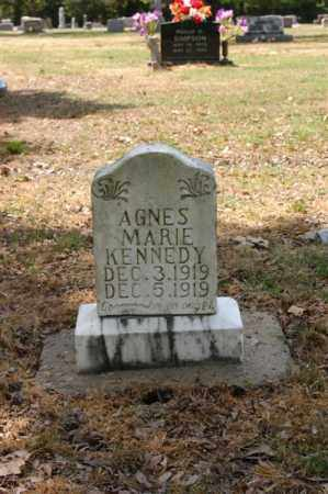 KENNEDY, AGNES MARIE - Arkansas County, Arkansas | AGNES MARIE KENNEDY - Arkansas Gravestone Photos