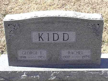 KIDD, RACHEL - Arkansas County, Arkansas | RACHEL KIDD - Arkansas Gravestone Photos