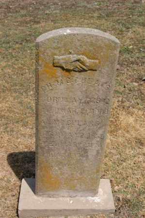 MCCULAR, A L - Arkansas County, Arkansas | A L MCCULAR - Arkansas Gravestone Photos
