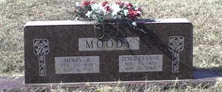 MOODY, DORA - Arkansas County, Arkansas | DORA MOODY - Arkansas Gravestone Photos