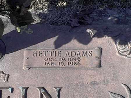 RUFFIN 2, HETTIE - Arkansas County, Arkansas | HETTIE RUFFIN 2 - Arkansas Gravestone Photos