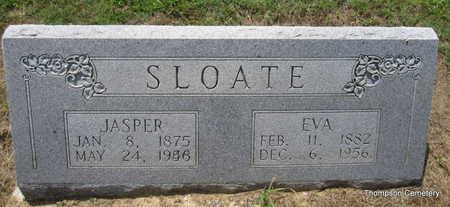 SLOATE, EVA - Arkansas County, Arkansas   EVA SLOATE - Arkansas Gravestone Photos