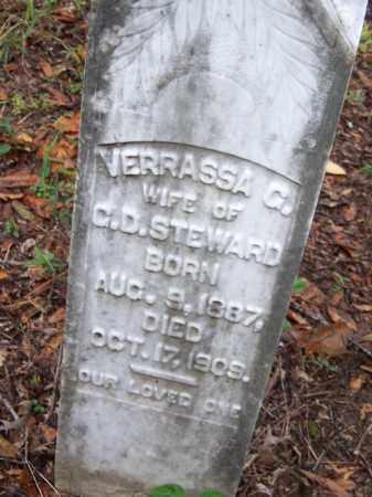 STEWARD, VERRASSA G - Arkansas County, Arkansas | VERRASSA G STEWARD - Arkansas Gravestone Photos