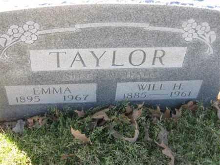 TAYLOR, WILL H - Arkansas County, Arkansas   WILL H TAYLOR - Arkansas Gravestone Photos