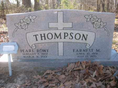 THOMPSON, PEARL - Arkansas County, Arkansas | PEARL THOMPSON - Arkansas Gravestone Photos