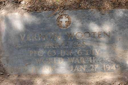 WOOTEN (VETERAN WWII KIA), VERNON - Arkansas County, Arkansas   VERNON WOOTEN (VETERAN WWII KIA) - Arkansas Gravestone Photos