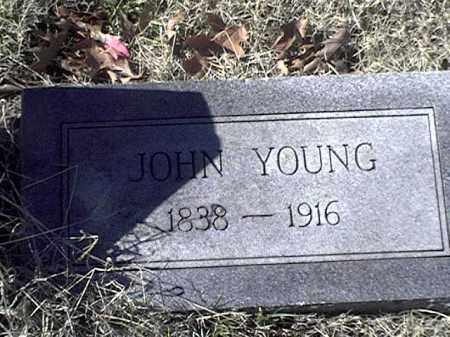 YOUNG, JOHN - Arkansas County, Arkansas | JOHN YOUNG - Arkansas Gravestone Photos